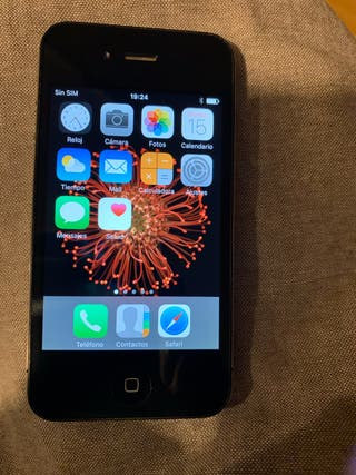 iPhone 4S 16 Gb negro libre