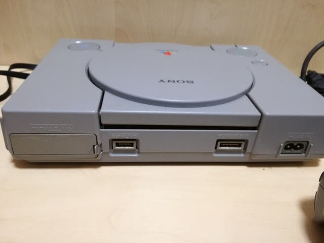 PSX PS1 PLAY 1