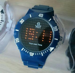 reloj digital Led Yot