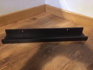 Estante RIBBA negro, Ikea