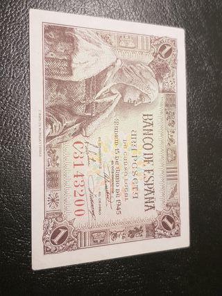 Billetes Españoles Antiguos