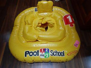 Flotador para q los bebés aprenda a nadar