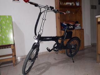 "Bicicleta electrica 20"""