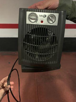 Temoventilador calefactor saivod
