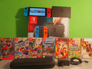 Nintendo Switch PACK