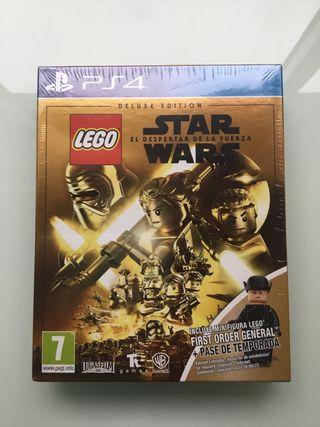 PS4 Lego Star Wars El Despertar De La Fuerza Delux
