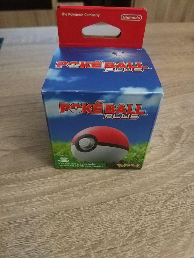 Pokeball Nintendo Switch