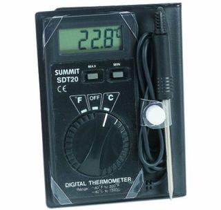 Termómetro digital de bolsillo