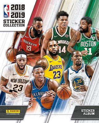 Cromos NBA 2018 - 2019