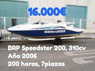Barco,boat,moto de agua,jetski,seadoo,speedster