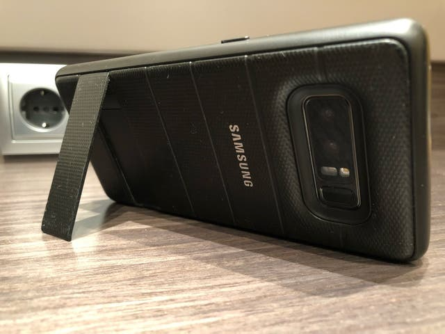 Solo hoy!!! Samsung Galaxy note 8 (Maple Gold)