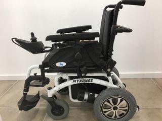Silla de ruedas eléctrica Mykonos II casi sin uso