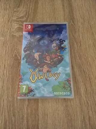 owlboy Nintendo switch
