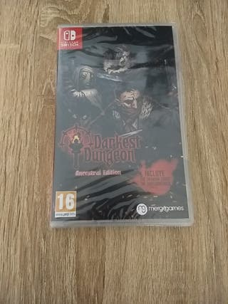 Darkest Dungeon Ancestral edition Nintendo Switch