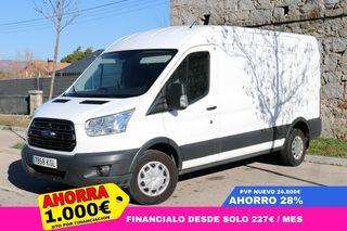 Ford Transit Furgo 2.0 Diesel 35 L3 H2 130cv 4p