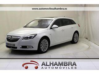 Opel Insignia SPORT TOURER 2.0 CDTI BITURBO EXCELLENCE AUTO