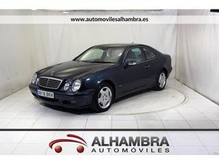 Mercedes-Benz Clase CLK 230 K ELEGANCE