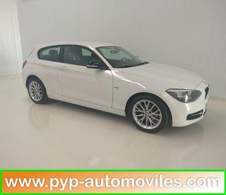 BMW 116d SPORT 3P.