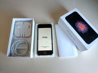 Iphone SE 32 Gigas Gris Plata