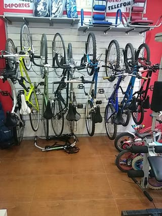 Bicicletas varios modelos