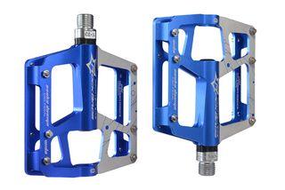 Pedales de Plataforma Aluminio