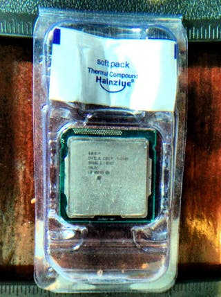 Intel Core i5 2400 3.1 GHz, LGA1155, 4 Núcleos 6 M