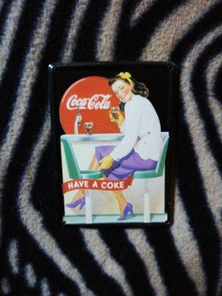 imán Coca-Cola