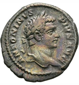 moneda romana (denario)