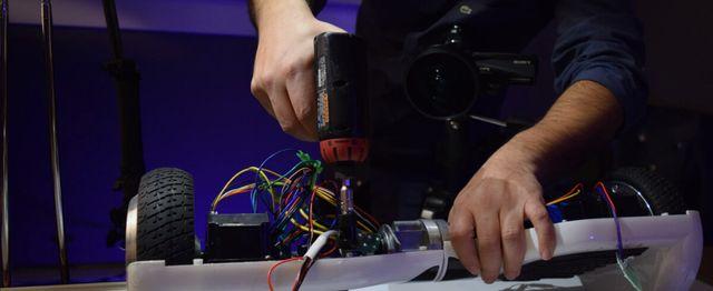 Reparacion de Hoverboard / Patinetes Electricos
