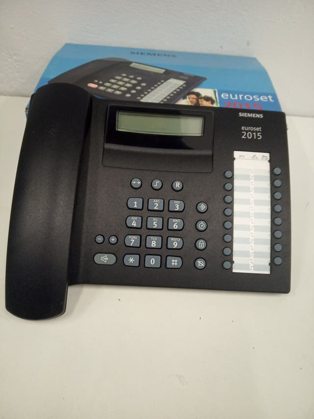 TELEFONOS SIEMENS Euroset 2015