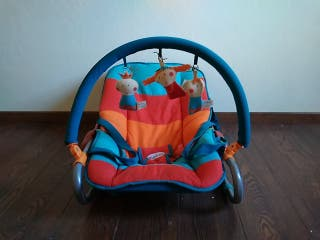 mecedora hamaca bebe