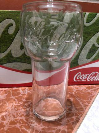 Vasos coca-cola forma balon