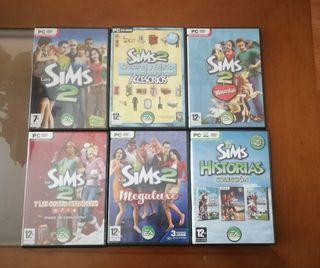Juegos PC Sims 2