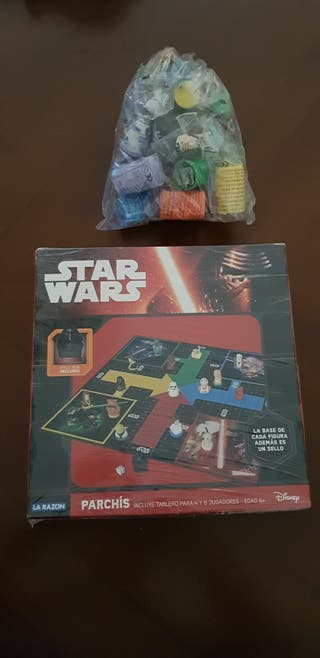 Parchis Star Wars