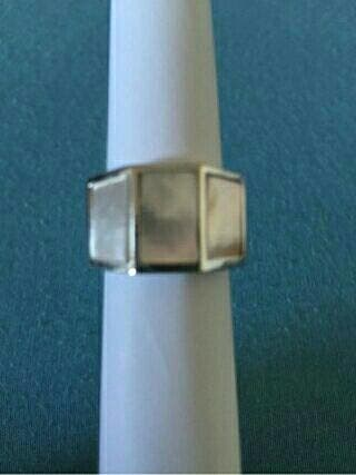925 plata - sortija - anillo
