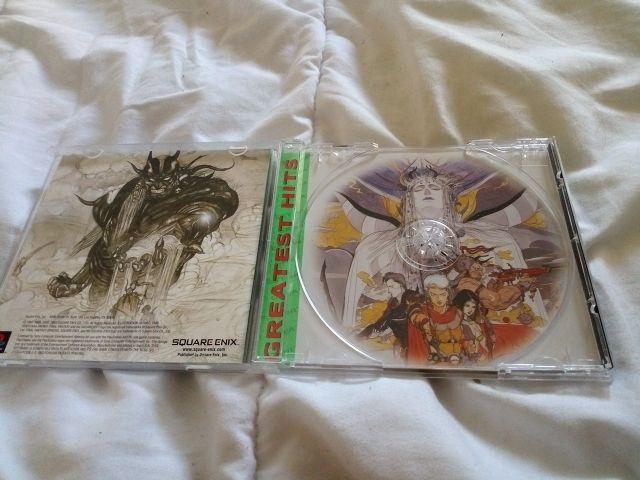 Final Fantasy Origins psx ps1