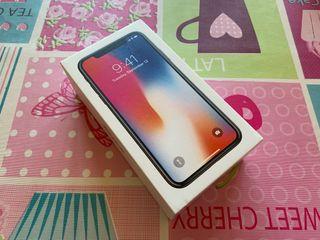 Apple iPhone X 64Gb Gris Espacial (Re-estreno)