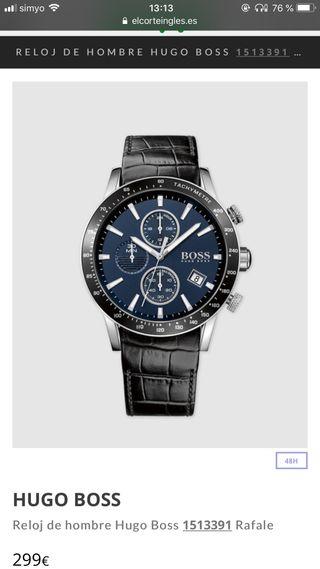 8d973b446b86 Correa Reloj Hugo Boss de segunda mano en WALLAPOP