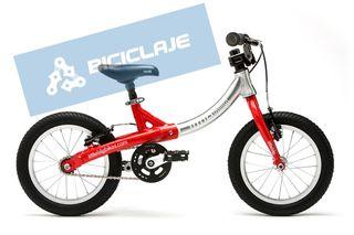 BICICLETA INFANTIL Little Big Bike