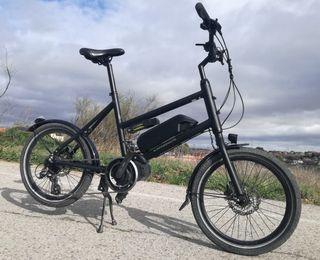 Bicicleta eléctrica Orbea Katu e-40