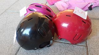 Cascos para niños, bici, skate o esquí