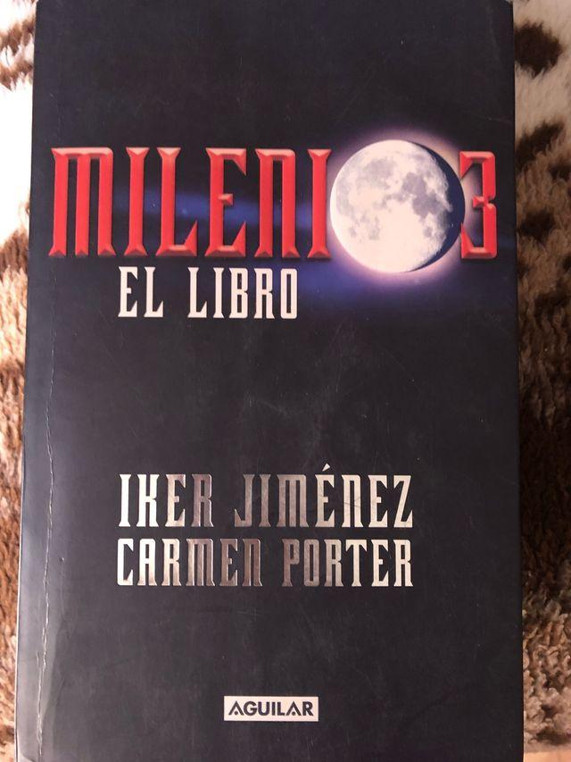 Libro de cuarto milenio de segunda mano por 5 € en Madrid en WALLAPOP