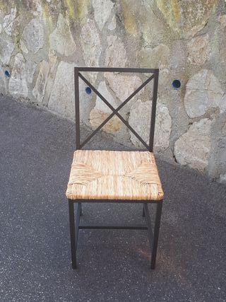 Silla forja y mimbre de Ikea de segunda mano por 30 </p></div> <!--bof Product URL --> <!--eof Product URL --> <!--bof Quantity Discounts table --> <!--eof Quantity Discounts table --> </div> </dd> <dt class=