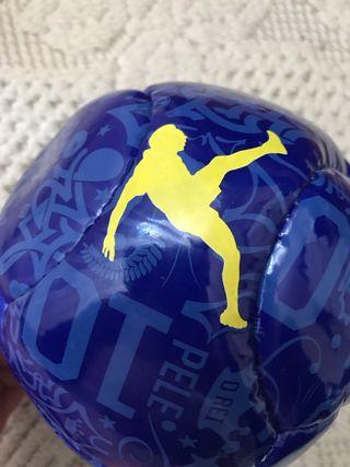 mini balón pequeño futbol NUEVO