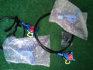 frenos hidráulicos bicicleta nuevos