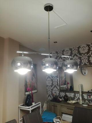 Lámpara de diseño. Mod. Taurus de A. Miró