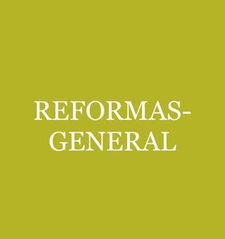REFORMAS-GENERAL