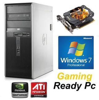 PC Gaming Basico para Fortnite CSGO Overwatch GTA