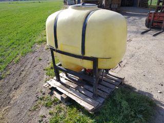 Maquina herbicida 500l tractor