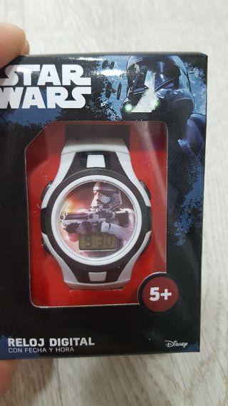 Reloj digital star wuor 5+